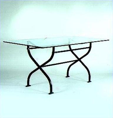 Tavoli casa pranzo vendita e produzione di tavoli casa for Ferro tubolare quadrato prezzo